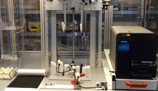 Ręczne ipółautomatyczne stanowiska montażowe / stanowiska kontroli